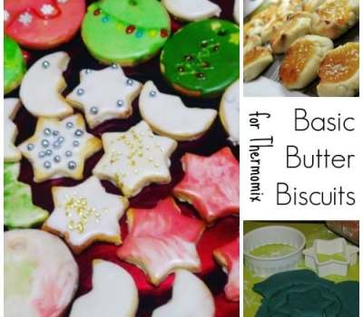Basic Butter Biscuits