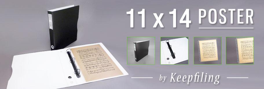 11x14 art portfolio for