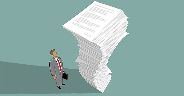 Applying For A Mortgage: Why So Much Paperwork? | Keeping Current Matters