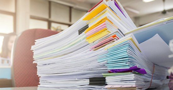 Why Is There So Much Paperwork to Sign to Get a Mortgage?   Keeping Current Matters