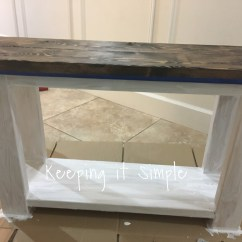 Build Sofa Table Lily Younger Furniture Diy Side For 2415281129  Keeping It Simple