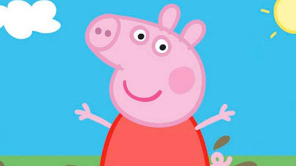 Peppa pig at learning express keeping kids connected dont miss this meet and greet with peppa pig bring your camera and get your picture taken with peppa m4hsunfo