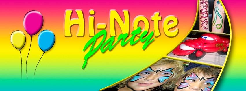 hi note party