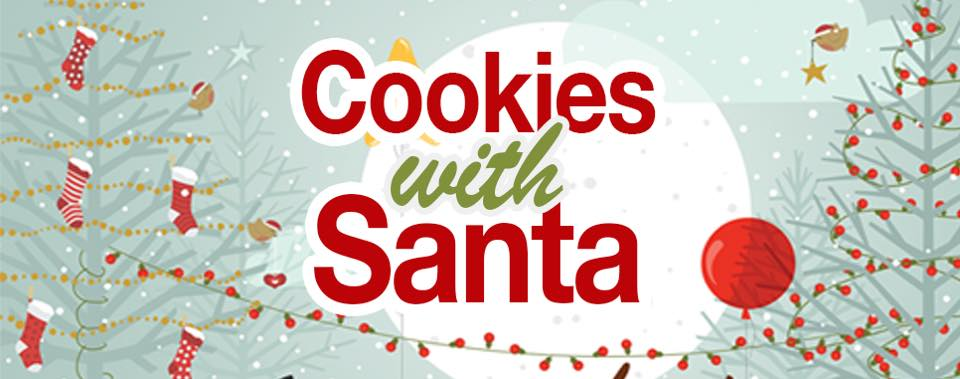 Cookies With Santa Keeping Kids Connected