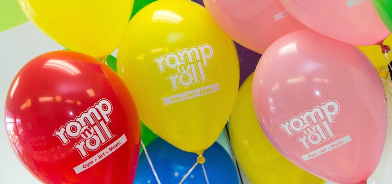 Romp N Roll Birthday Party