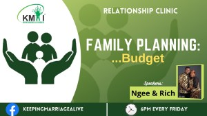 Family Planning: Budget