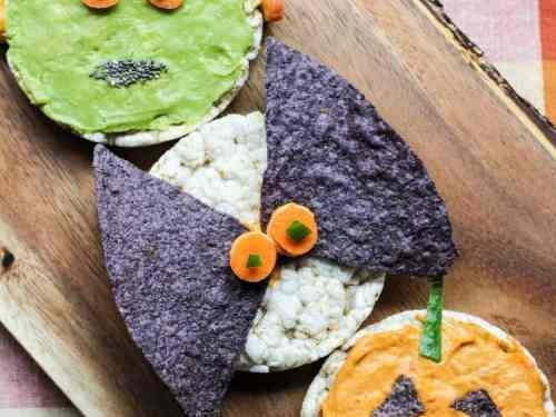 3 Healthy Vegan Halloween Snacks the Kids Will Scream For