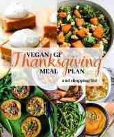 gluten free vegan thanksgiving