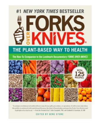 forks over knives book cover
