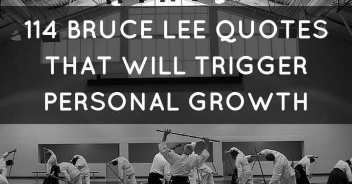 {filename}-14 Bruce Lee Quotes That Will Trigger Personal Growth