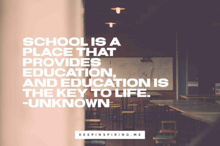 Education Quotes For Teachers And Students Keep Inspiring Me