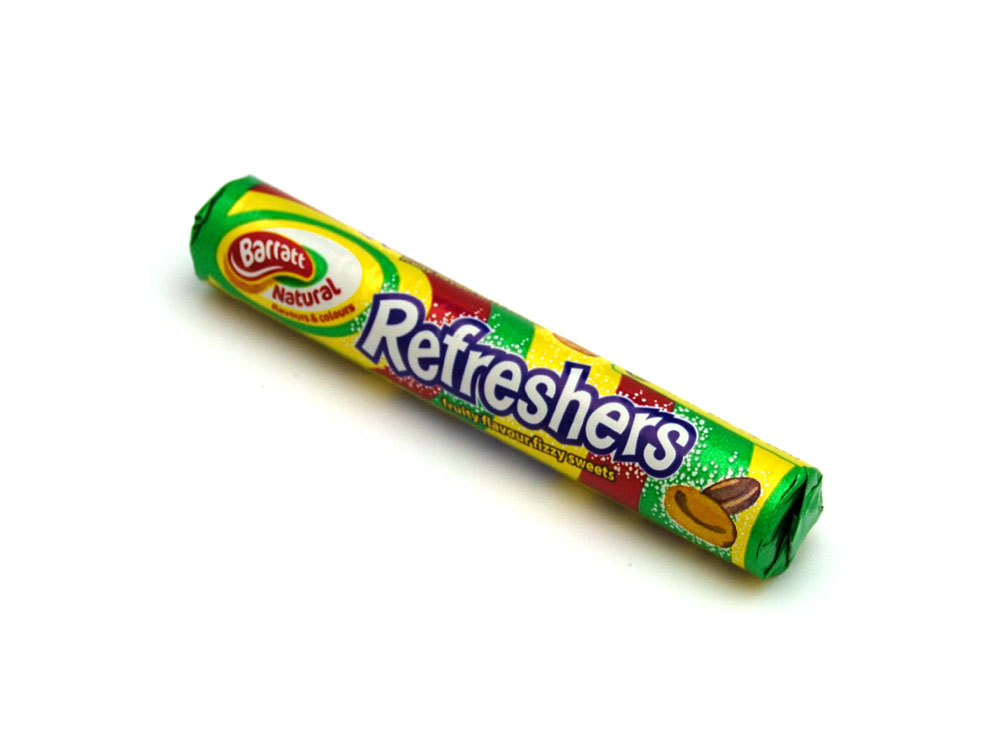 Refreshers Sherbets Roll