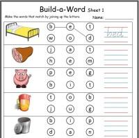 All Worksheets  Cvc Words Worksheets Free - Printable ...