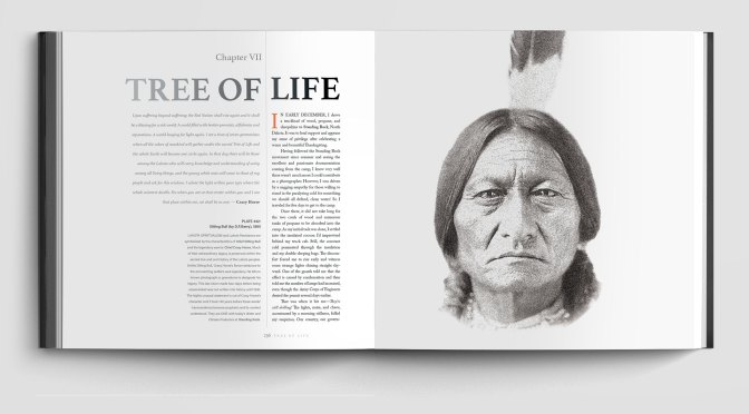 Chapter Seven: TREE OF LIFE for Standing Rock