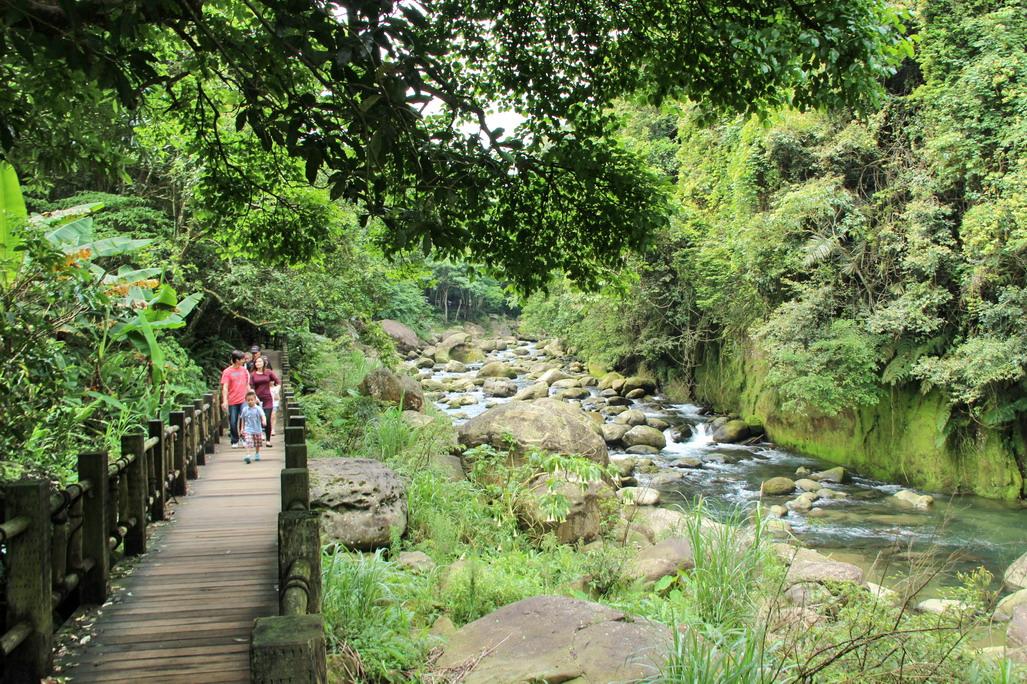 通安步道.通安山;蓬萊溪護魚步道 - 登山補給站