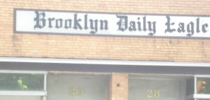 Brookly Daily Eagle