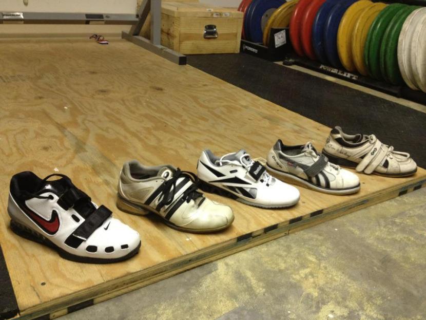 ed4580ec23 Weightlifting Shoe Reviews  VS Athletics