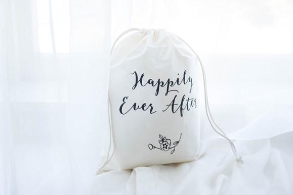 Wedding Keepsake Bag