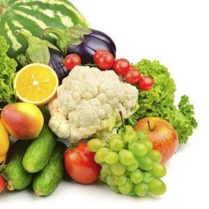 Healthier food means healthier gums