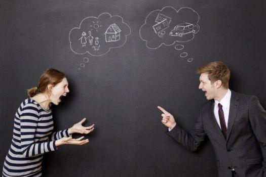 Как избежать финансовых разногласий в семье