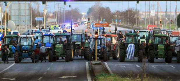 greece farmers protestsFeb