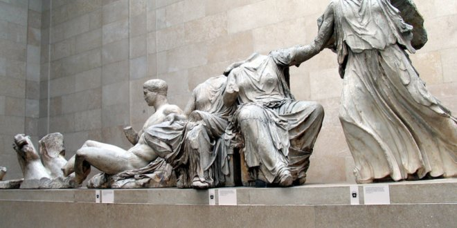 Brexit Deal has Greece hope for return of Parthenon Marbles