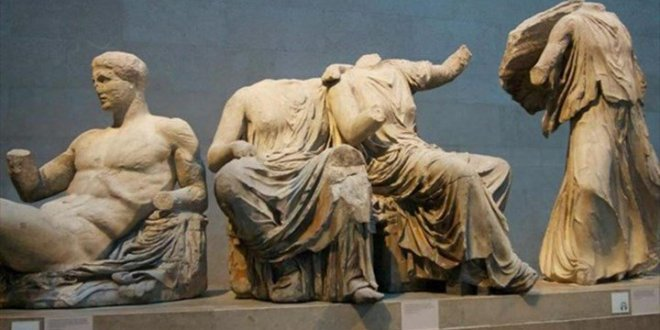 """Parthenon Marbles """"should be shared 50:50 between Greece and Britain"""