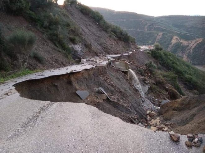 Weather Damages In Crete S Infrastructure May Exceed 100mn