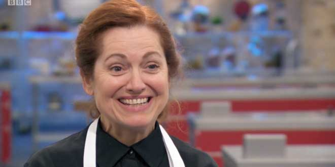 Greek Irini Tzortzoglou among top 5 contestants in UK's Masterchef Finals