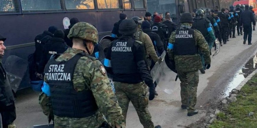 Frontex deploys additional 100 border guards at Greece's land border