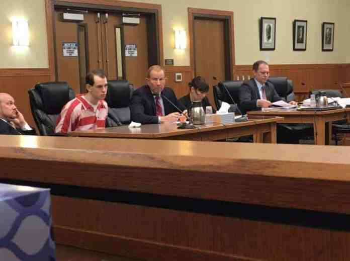 A Man sentenced to 40 years in prison for killing a cab driver in North Idaho