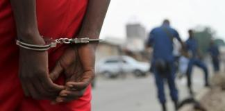 Three alleged killers of a taxi driver were arrested