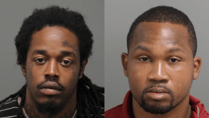Javonta Williams and Quinn Giles arrested for killing a taxi driver over $100