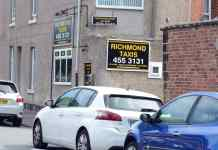 The cabbie who helped the Metro customers on their way was from Richmond Taxis in South Tyneside.