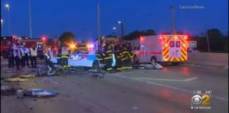 57-year-old Imtiaz Baig was killed after his taxi cab collided with a wrong-way driver on the Stevenson Expressway early Saturday morning.