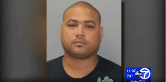 A fake Uber driver dragged a 65-year-old Palisades Park woman with his car, injuring her, after driving her home from Newark Airport, said authorities who arrested him Friday.