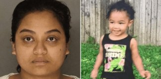 Sharena Islam Nancy, 25, who works as an Uber driver, has been charged with kidnapping of a minor, custodial interference and concealment of the whereabouts of a child, all felonies
