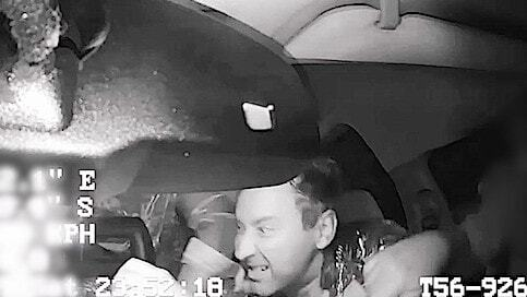 Police release CCTV in hunt for two fancy dress-wearing taxi driver attackers in Noosa