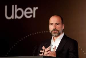 Uber CEO Dara Khosrowshahi's comments on murdered Washington Post columnist Jamal Khashoggi sparks backlash after describing it as a 'mistake'.