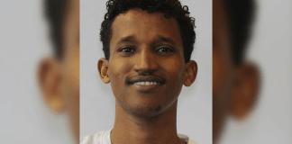 Uber driver Abdirizak Adbullahi Aden has been indicted for allegedly raping a customer