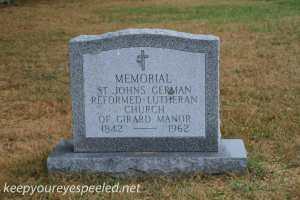 St. John's Cemetery  (1 of 38)