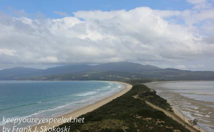 Australia Day Nineteen: Tasmania Bruny Island – Beaches, Oysters And Chocolate.