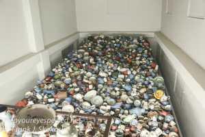 Auschwitz exhibits belongings -17