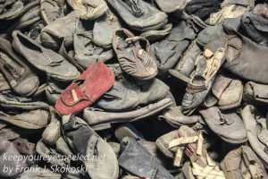Auschwitz exhibits belongings -23