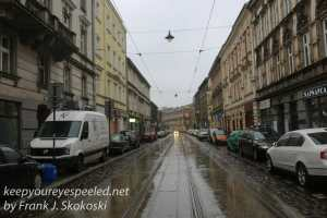 Poland Day Eleven Krakow evening Tuesday morning wallk-14