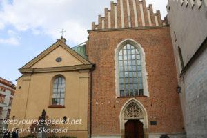 Poland Day Ten Krakow St. Francis -22