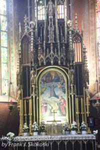 Poland Day Ten Krakow St. Francis -4