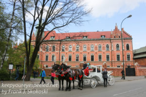 Poland Day Ten Krakow afternoon walk churches -5