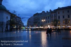 Poland Day Ten Krakow evening walk -36