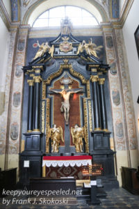 St Peter's and Pauls's Church Krakow -1